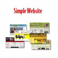 Simple 5 Page Website